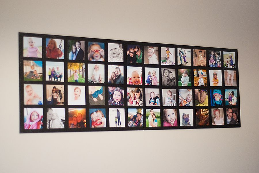35 Creative Diy Photo Collage Display Ideas Page 3