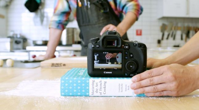 Make a Quick-Fix Camera Dolly with a Towel and a Book