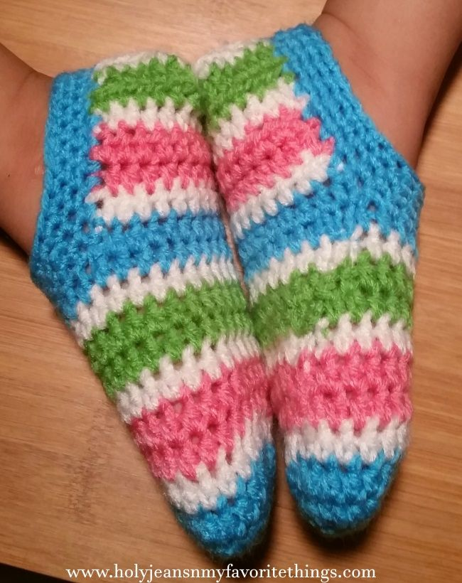 35 Cute Crochet Baby Booties Ideas You Can Easily Make ...