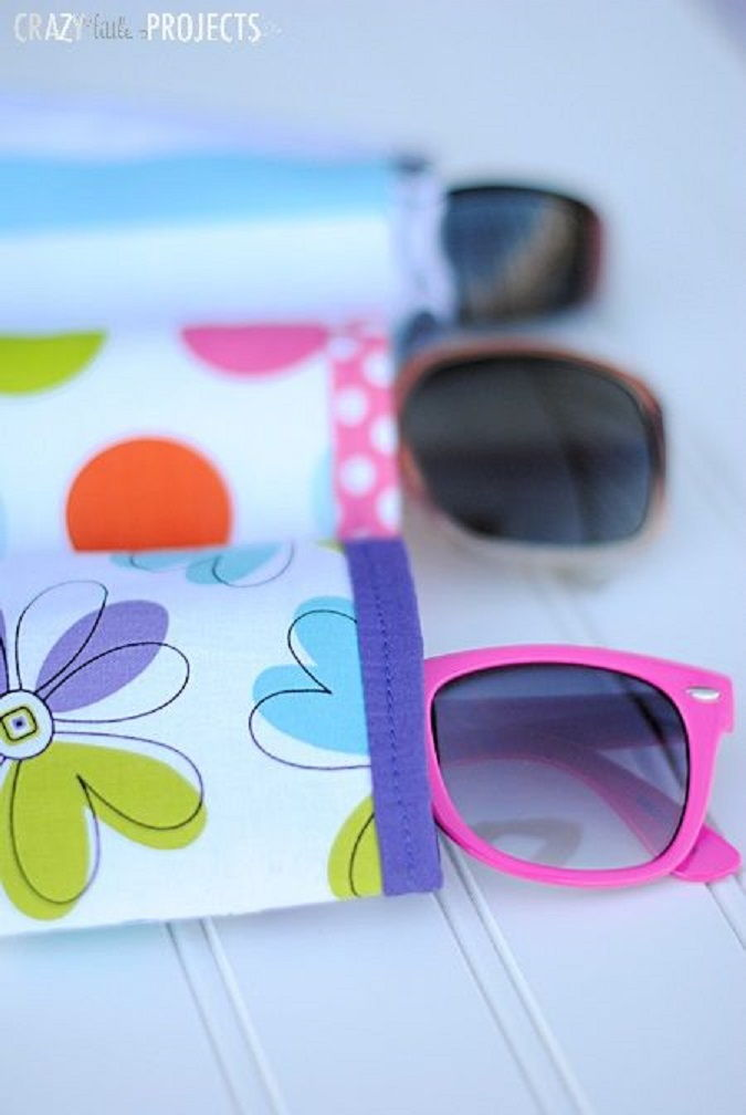 Super Easy Sunglasses Case