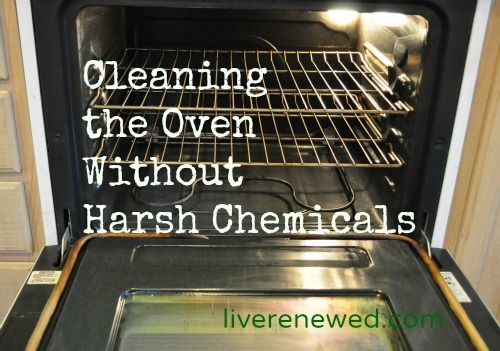 how to clean your drains without harsh chemicals