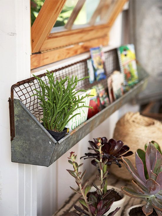 35 Cool Garden Storage And Organization Ideas Page 2 List Inspired