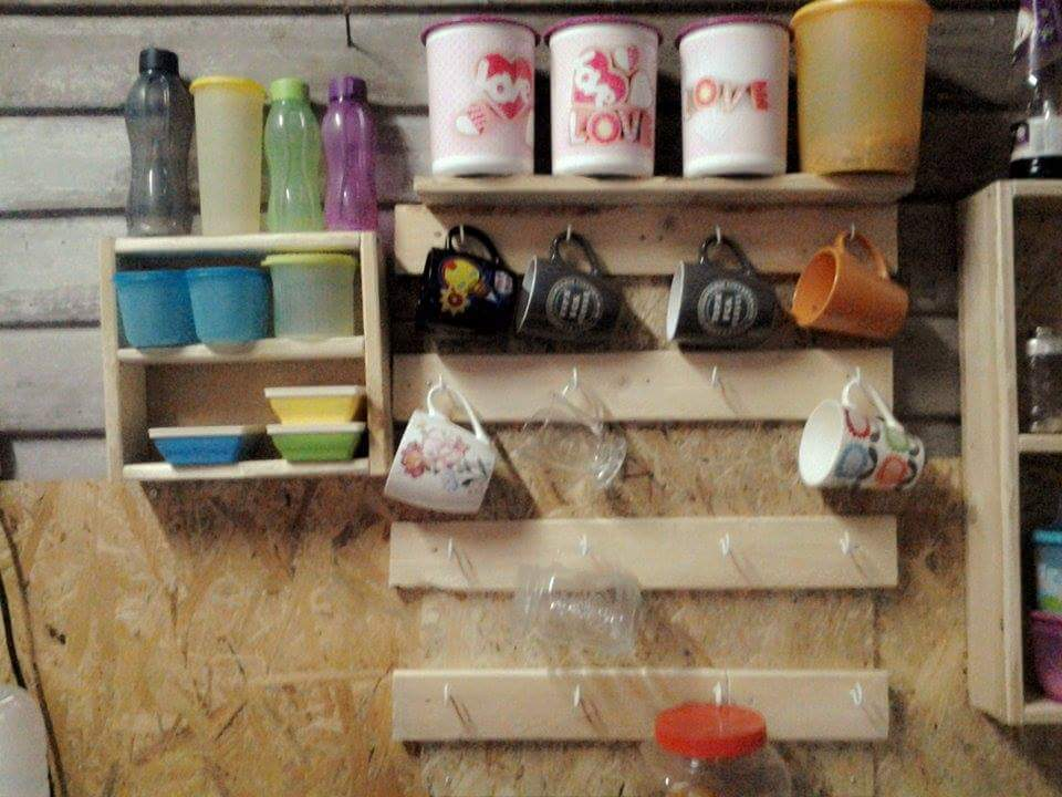 Kitchen Shelf and Racking