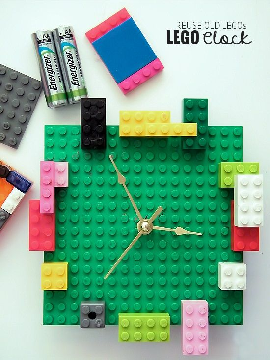 50 insanely creative lego diy project tutorials page 2 for Creative lego ideas