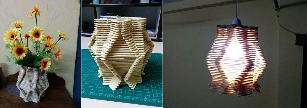 Flower Vase or Lamp