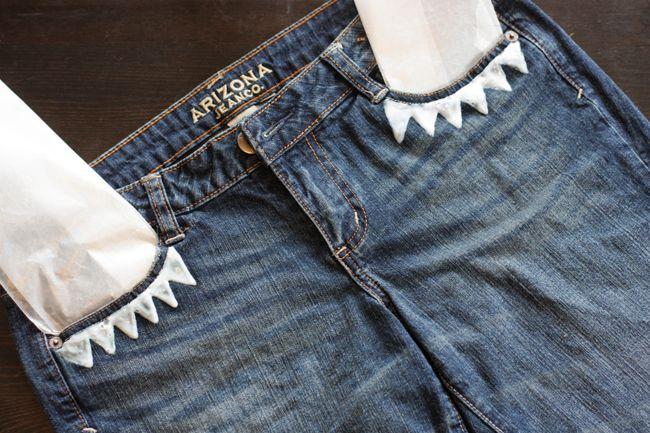 Bleach Pen Jeans