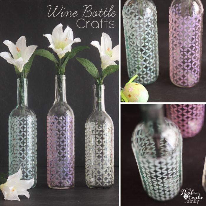 40 creative diy wine bottle craft ideas page 2 list - Craft ideas with wine bottles ...