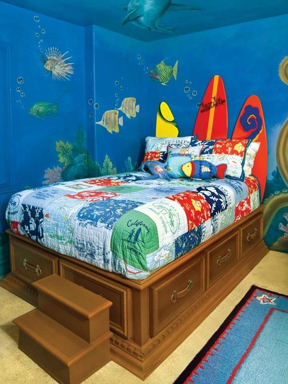 10 under the sea theme the decorating experts at hgtv share 8