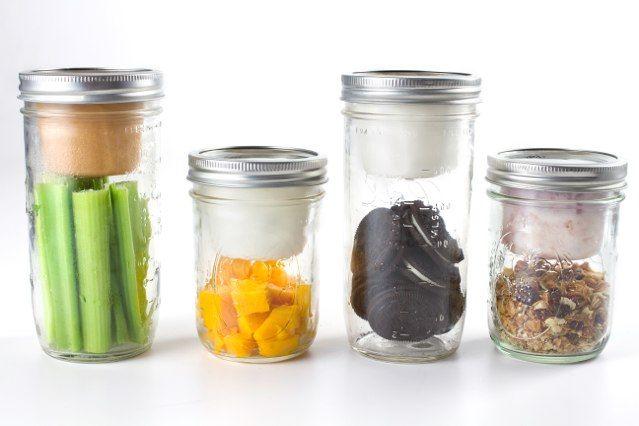BNTO lid attachment for mason jars
