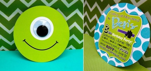 diy monster themed party ideas 4