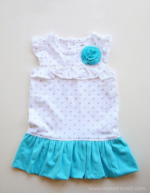 Onesie Bubble Dress