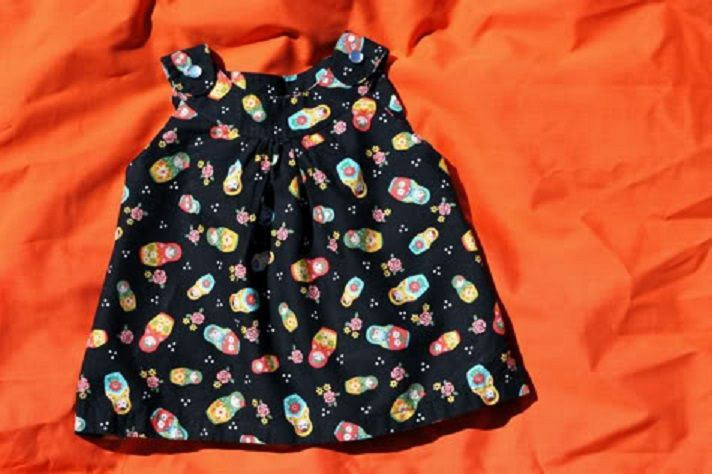 Snappy Toddler Top