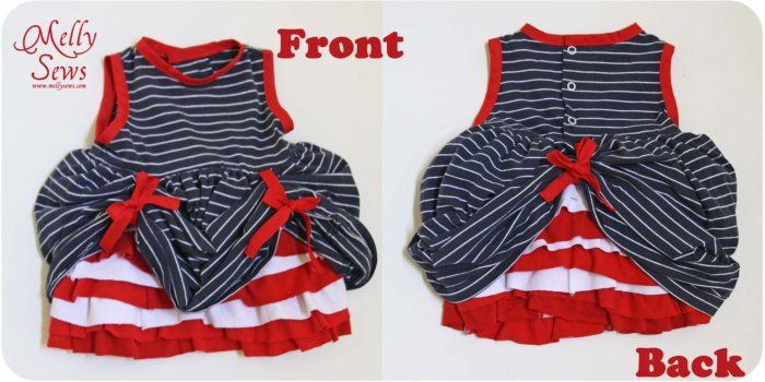 Baby Betsy Ross Dress