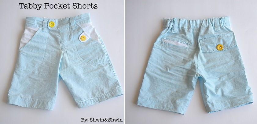 Tabby Pocket Shorts
