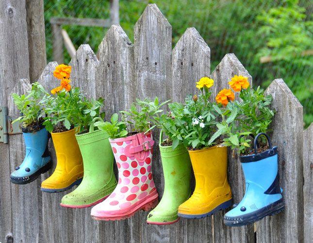 Hanging Garden Boots