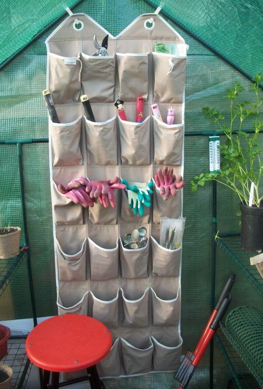 Shoe Organizer Garden Tools Storage