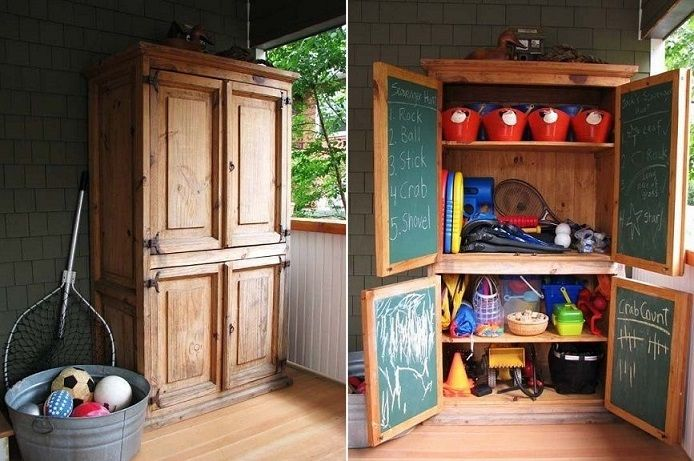 Backyard Pantry