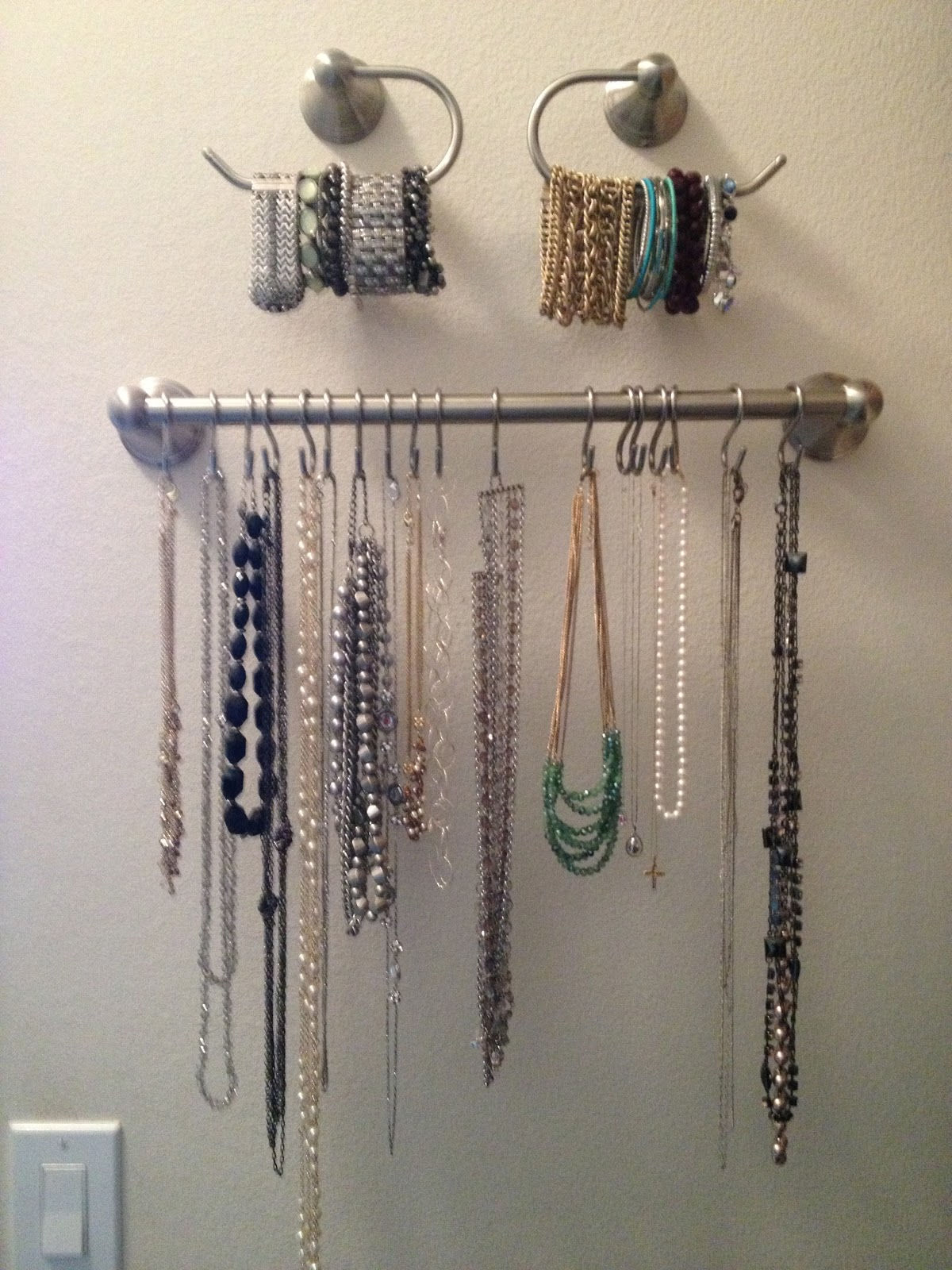 Easily Organization Jewelry and Accessories