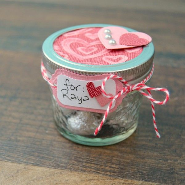 Treat Filled Jar