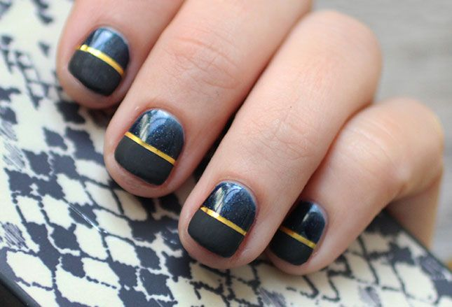 20 Striped Nail Designs You Should Try Listinspired
