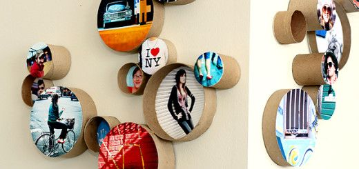 creative ways to display photos without frames – ListInspired.com