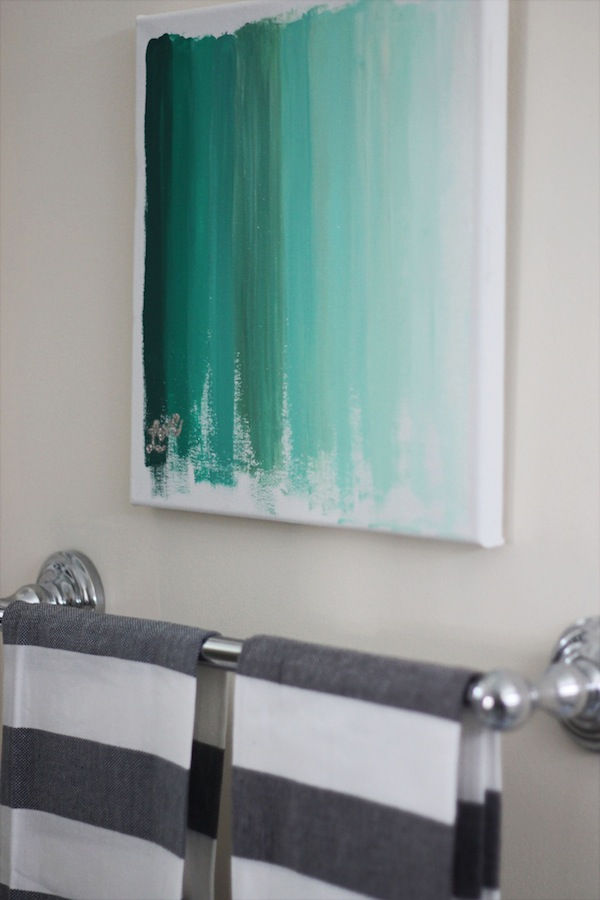 Ombre Wall Art