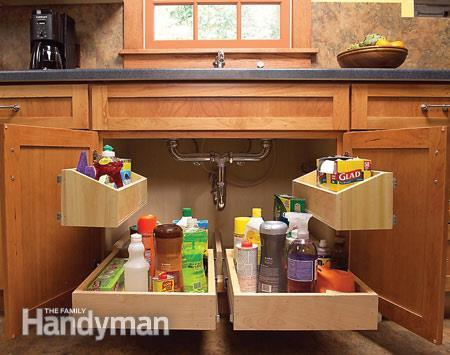 Diy Kitchen Storage Ideas
