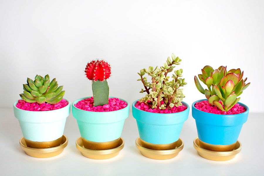 21 Diy Pretty Plant Pots You Can Create Listinspired Part 4
