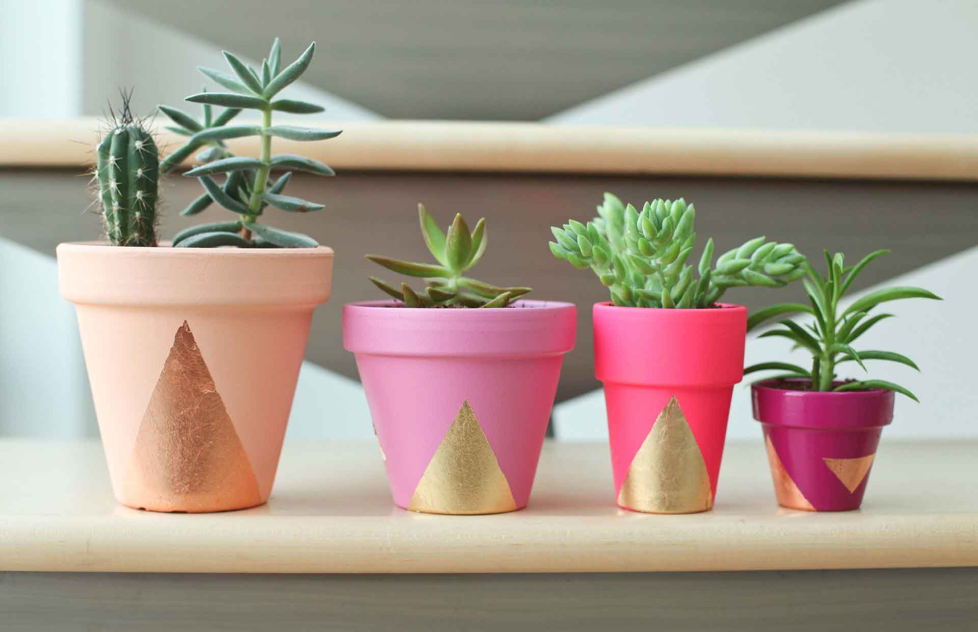 21 diy pretty plant pots you can create – listinspired