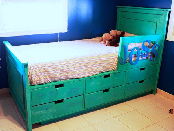 Fillman Storage Bed with Drawers