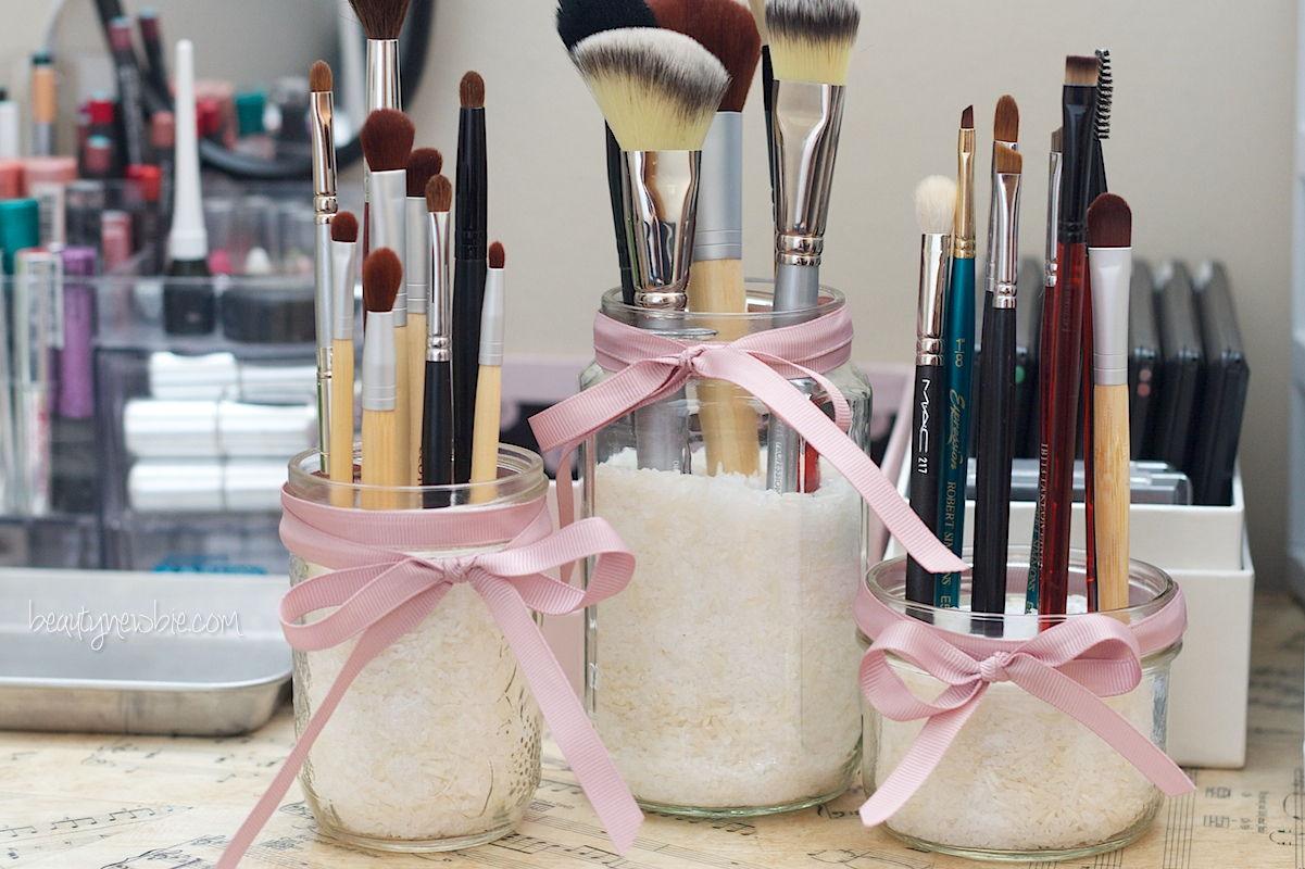 40 Simple DIY Makeup Organization and Storage Ideas – Page 6 ...
