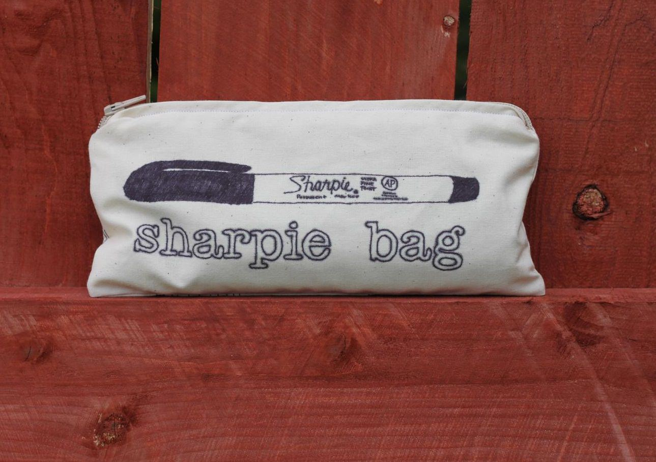 Sharpie Bag