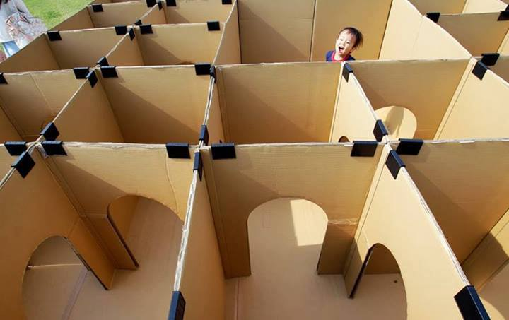 35 Things You Can Make With A Cardboard Box That Will Amaze Your Kids Page 3