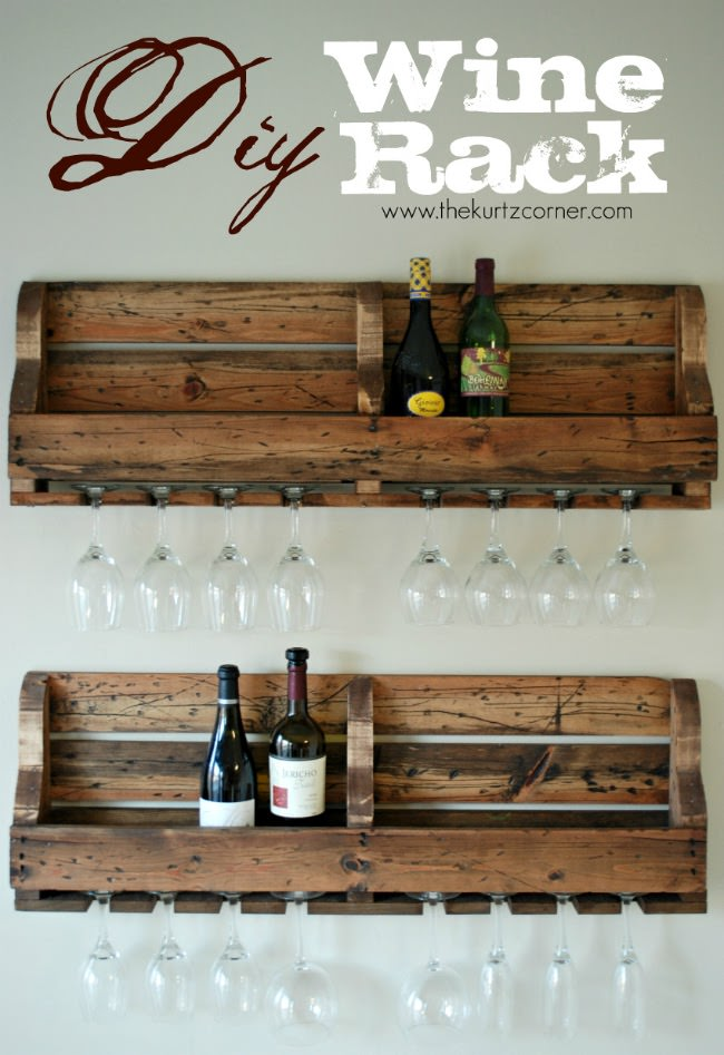 Creative Wine Storage Ideas Which You Can DIY Page - Diy wine storage ideas