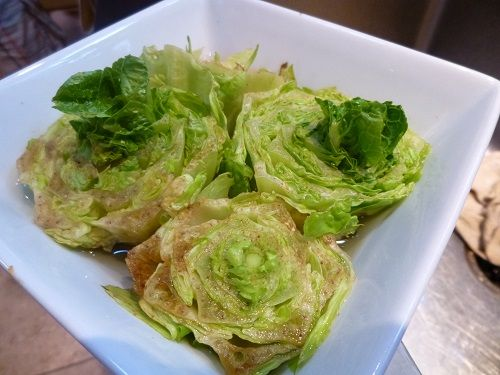 Regrow Lettuce in Water