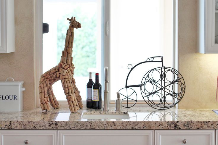 Wine Cork Sculpture