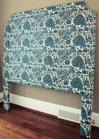 better homes and gardens headboard instructions