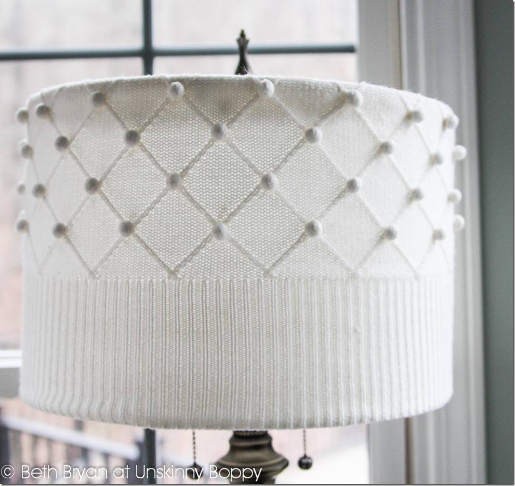 50 Glamorous Diy Lampshade Projects To Decorate Your Home