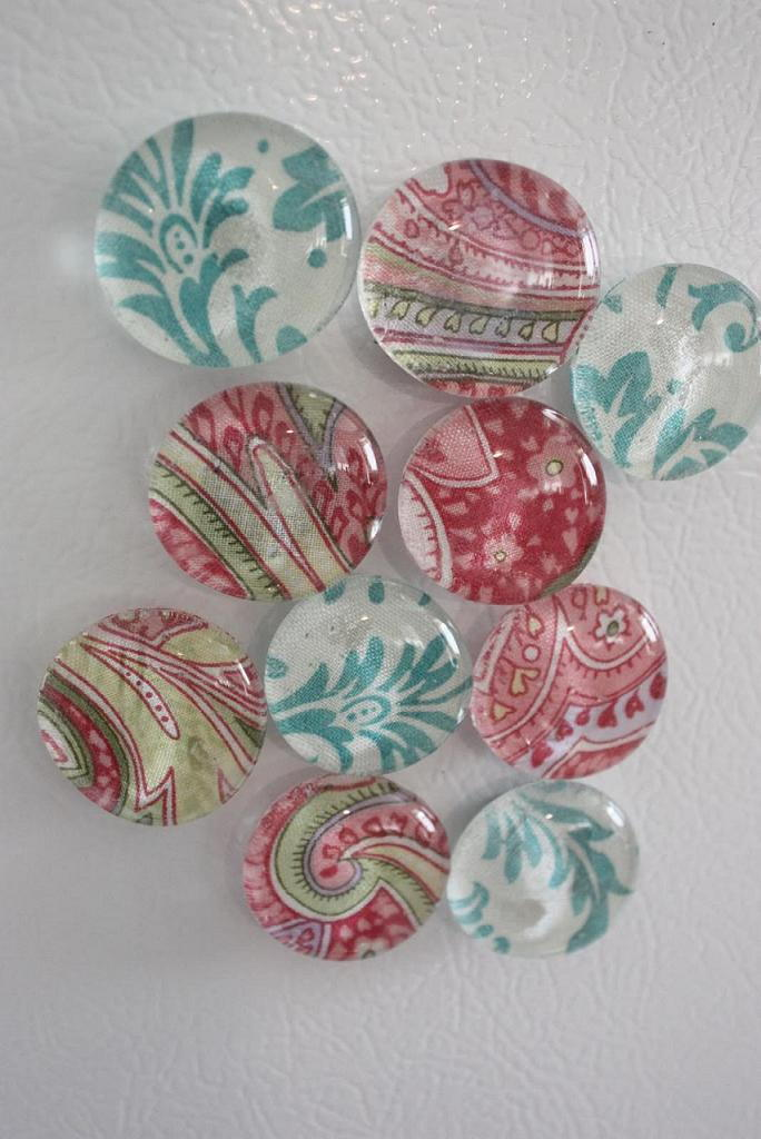 Glass Fabric Magnet