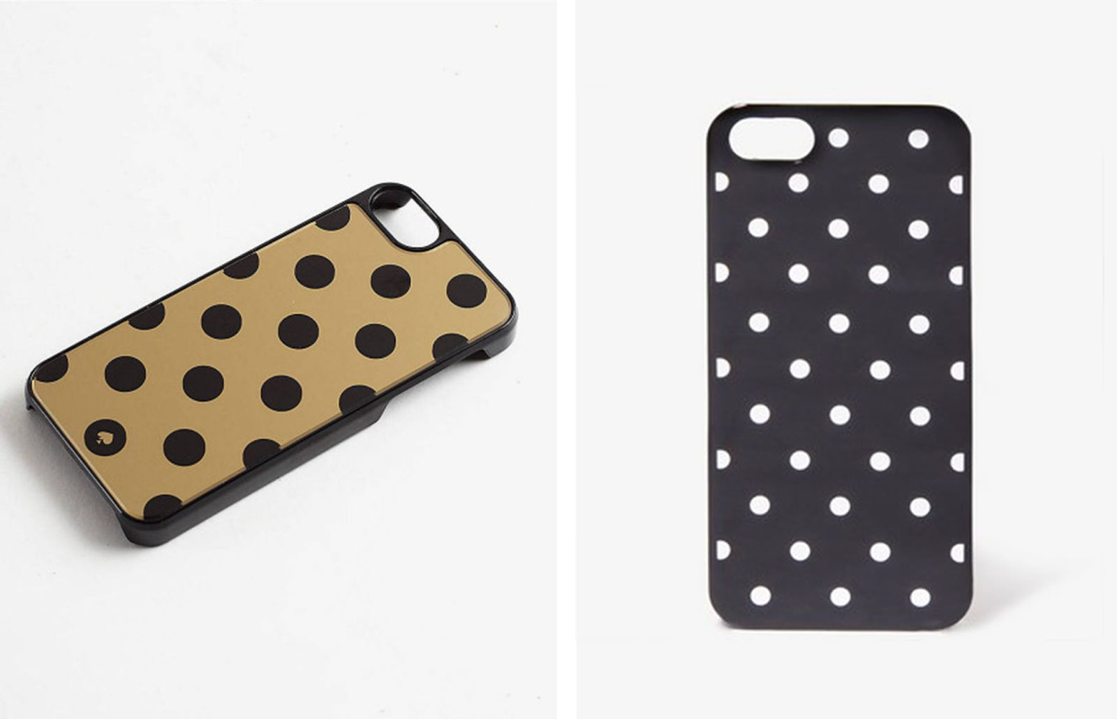 Metallic Polka Dot Phone Case