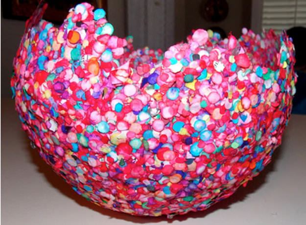 Balloon Bowl DIY Projects Crafts Instructions For How To Make Things Best Blog Those Who Love Homemade Home Decor Fashion Jewelry