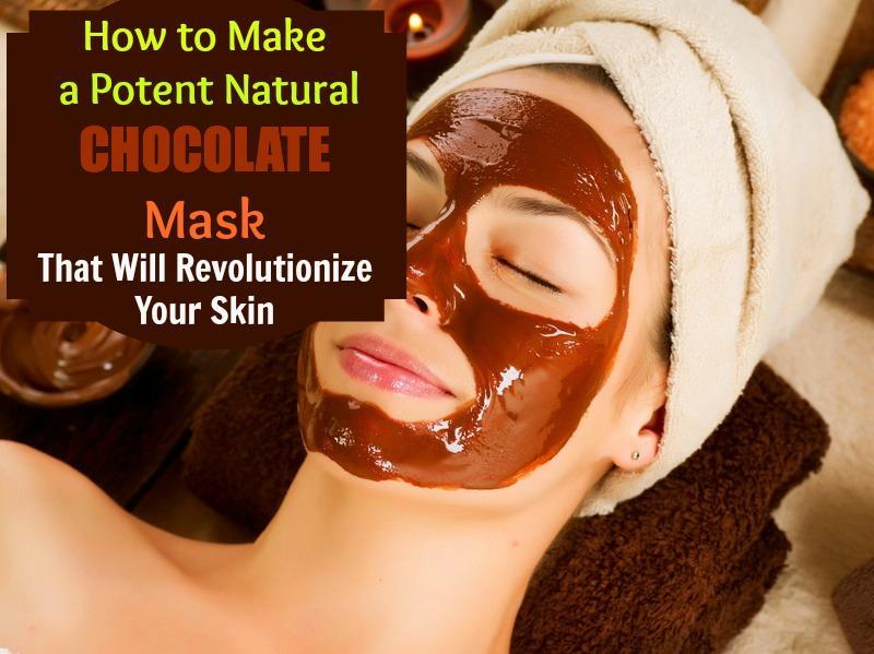 Chocolate Mask That Will Revolutionize Your Skin