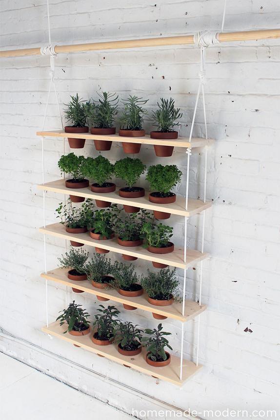 50 Easy And Pretty Diy Indoor Herb Garden Ideas Listinspired Com Part 10