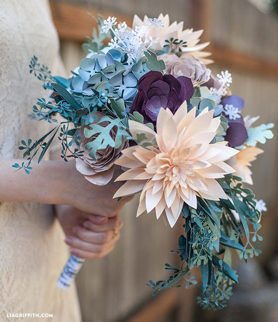 25 Unique and Non-Traditional DIY Wedding Bouquets – Page 3 ...