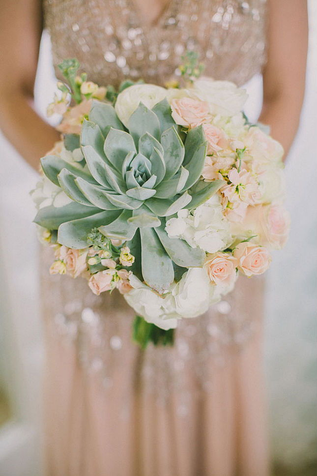 25 Unique and Non-Traditional DIY Wedding Bouquets – Page 5 ...