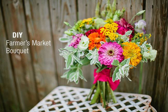 Farmer's Market Bouquet