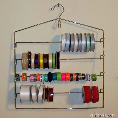 Delicieux 31 Ribbon Storage