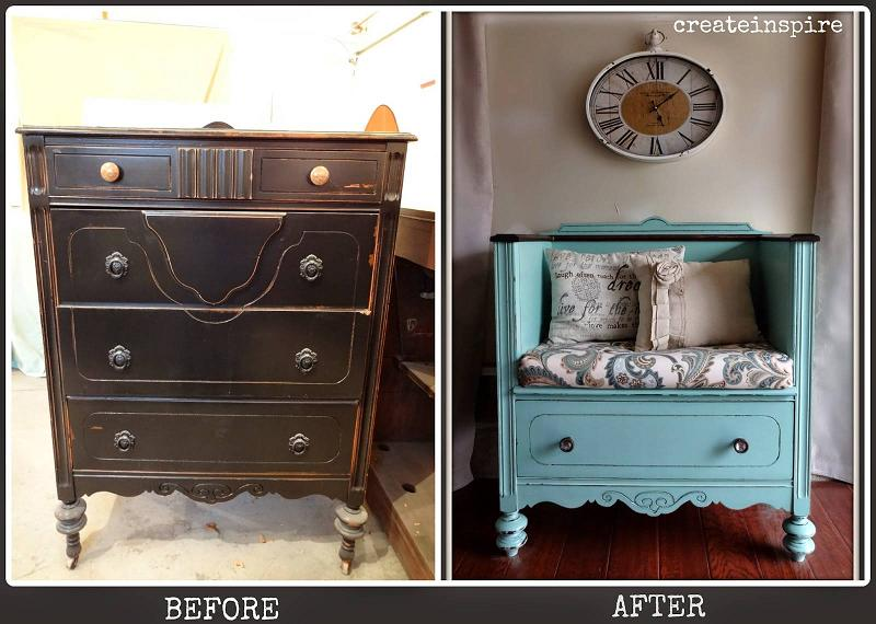 Repurposing Old Furniture 35 diy hacks to repurpose ordinary furniture into something