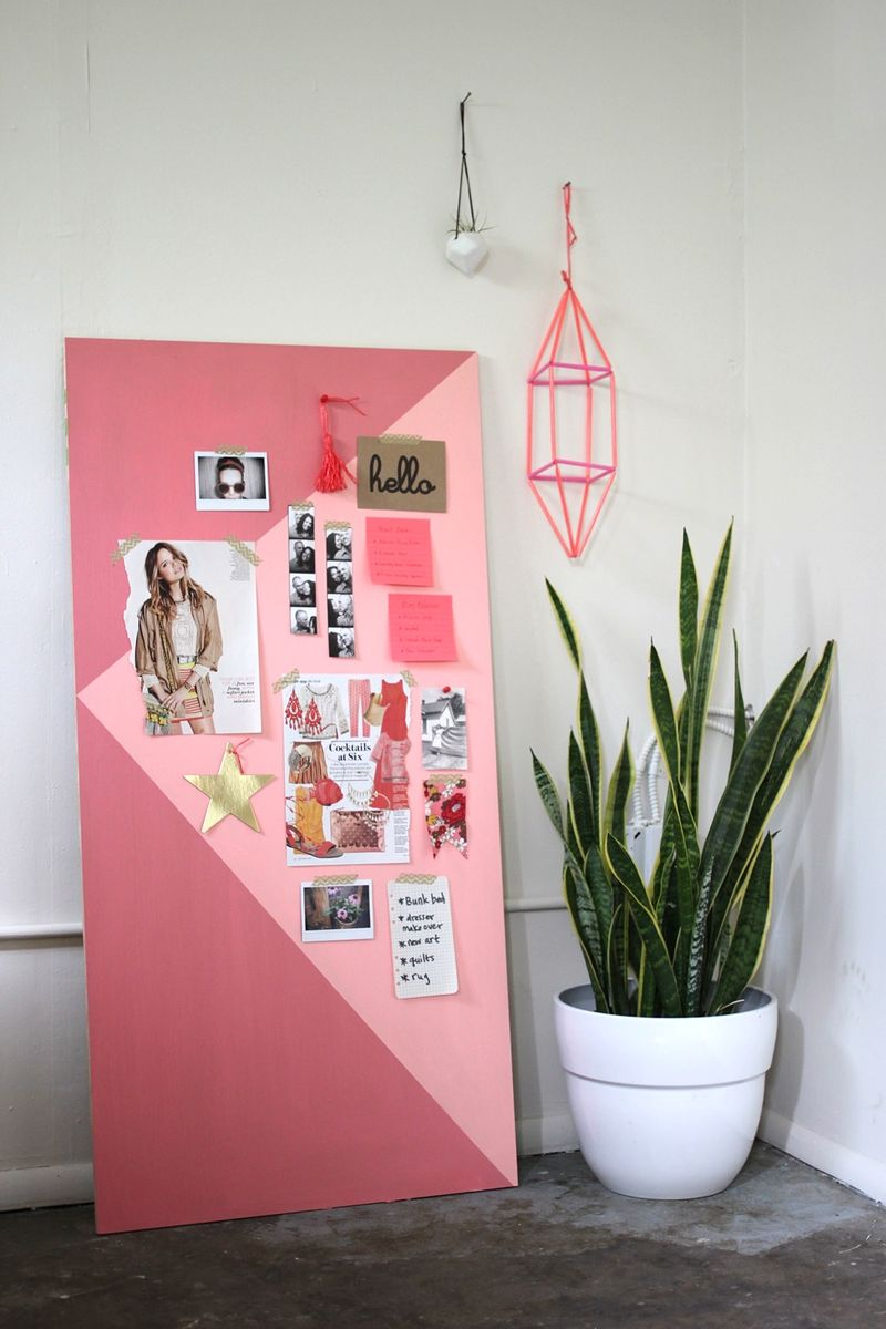 get organized with these 45 creative bulletin boards diy project