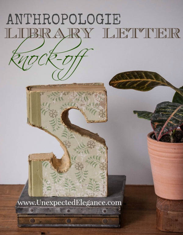 50 Genius DIY Project Ideas To Decorate Your Home With Letters And